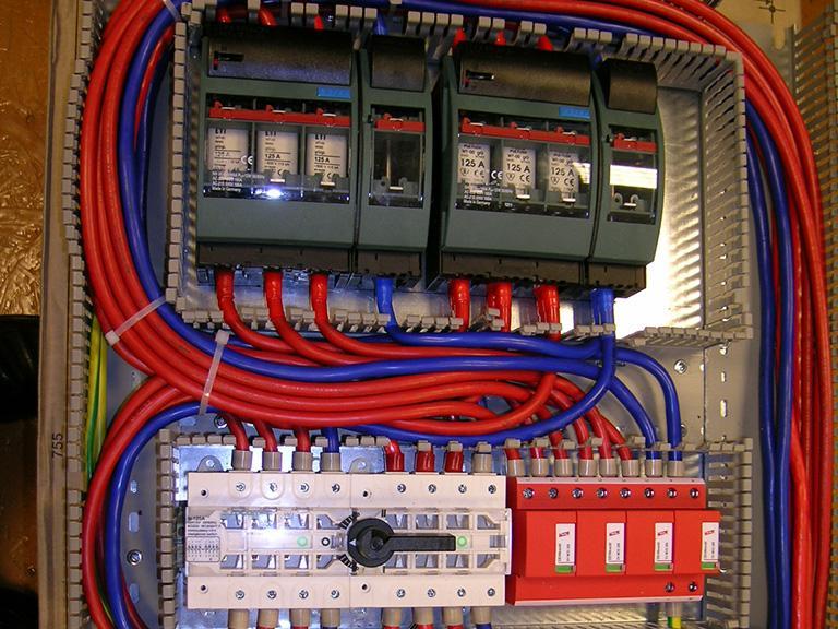 tablica elektryczna
