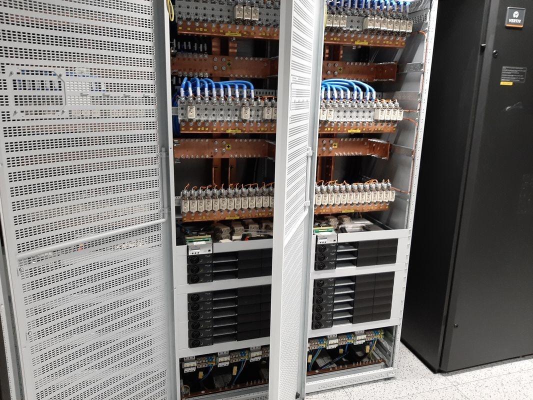 rozdzielnia serwerownia 2